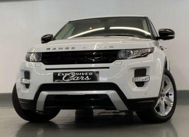Vente Land Rover Range Rover Evoque 2.2 TD4 4WD PRESTIGE GPS XENON CUIR CLIM RADAR JA Occasion