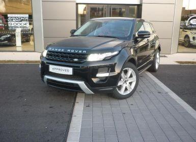 Achat Land Rover Range Rover Evoque 2.2 Td4 Dynamic Occasion