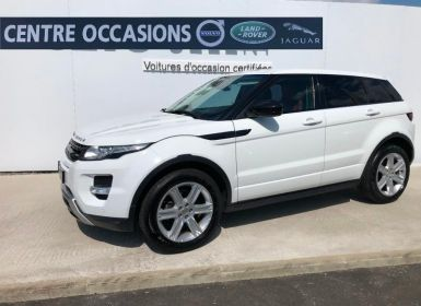 Achat Land Rover Range Rover Evoque 2.2 Td4 Dynamic Mark II Occasion
