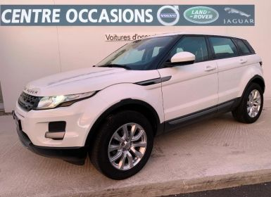 Voiture Land Rover Range Rover Evoque 2.2 Td4 Pure Pack Tech Mark II Occasion