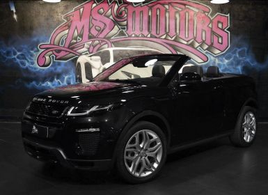 Vente Land Rover Range Rover Evoque CAB TD4 180 HSE DYNAMIC Occasion