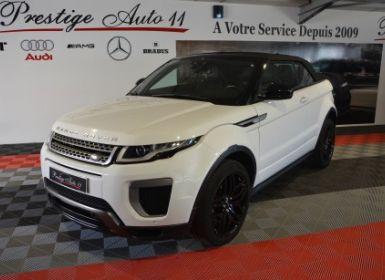 Land Rover Range Rover Evoque Cabriolet HSE Dynamic BVA LOA 467,19 4WD 4 Roue Motrice 1er Main Français Occasion