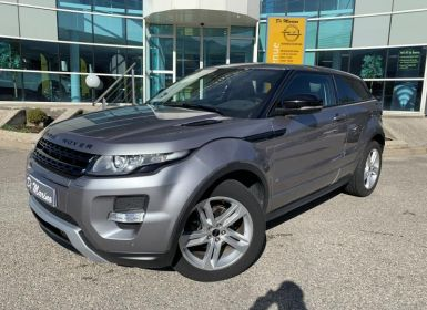 Achat Land Rover Range Rover Evoque COUPE SD4 DYNAMIC BVA Occasion