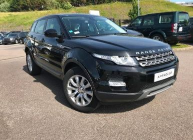 Voiture Land Rover Range Rover Evoque eD4 Pure Pack Tech Occasion