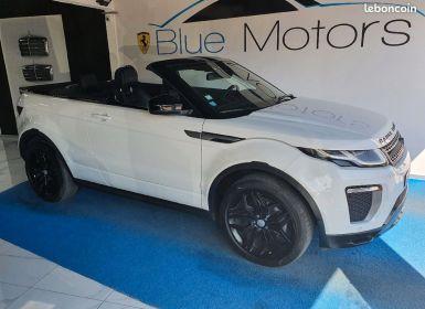Achat Land Rover Range Rover Evoque Évoque cabriolet 2.0D 180ch Occasion