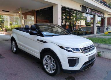 Vente Land Rover Range Rover Evoque LAND ROVER RANGE ROVER EVOQUE (2) CABRIOLET TD4 150 8CV SE DYNAMIC BVA Occasion
