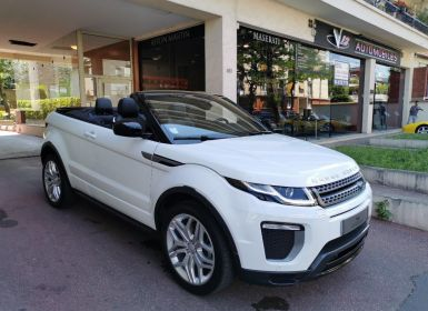 Achat Land Rover Range Rover Evoque LAND ROVER RANGE ROVER EVOQUE (2) CABRIOLET TD4 150 8CV SE DYNAMIC BVA Occasion