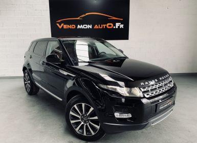 Achat Land Rover Range Rover Evoque MARK II SD4 PRESTIGE A Occasion