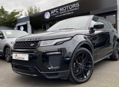 Vente Land Rover Range Rover EVOQUE SD4 240 BVA HSE Dynamic Black Edition Occasion
