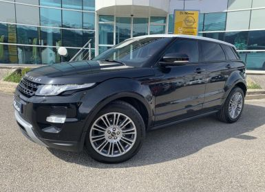 Voiture Land Rover Range Rover Evoque SD4 DYNAMIC BVA6 Occasion