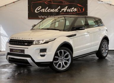 Land Rover Range Rover Evoque SD4 Dynamic Bva6 Occasion