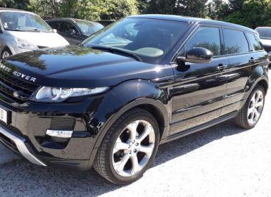 Vente Land Rover Range Rover Evoque SD4 PRESTIGE BVA 5P Occasion