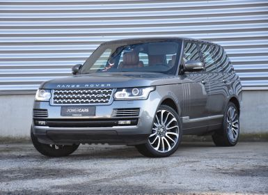 Achat Land Rover Range Rover Hybride Autobiography Occasion