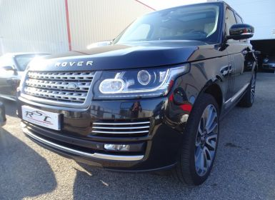 Vente Land Rover Range Rover Hybride Autobiography/FULL OPTIONS Occasion