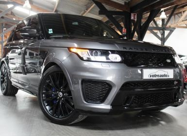 Land Rover Range Rover II 5.0 V8 SUPERCHARGED SVR AUTO