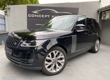 Achat Land Rover Range Rover iv (2) 4.4 sdv8 339 ch vogue swb 1 main full options etat neuf garantie 24 m Occasion