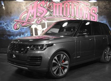 Voiture Land Rover Range Rover IV (2) 5.0 V8 SUPERCHARGED SV AUTOBIOGRAPHY 565 Occasion