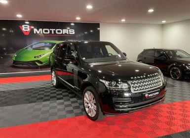 Vente Land Rover Range Rover IV 4.4 SDV8 AUTOBIOGRAPHY Occasion