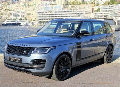 Achat Land Rover Range Rover LAND ROVER RANGE ROVER IV V8 SUPERCHARGED AUTOBIOGRAPHY  LWB DYNAMIC 525 CV - MONACO Occasion