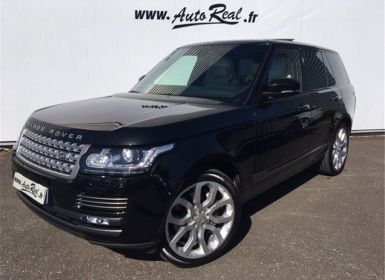 Voiture Land Rover Range Rover MARK II SWB V8 5.0L Supercharged Autobiography A Occasion