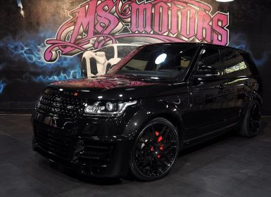 Voiture Land Rover Range Rover RANGR IV V8 SUPERCHARGED AUTOBIOGRAPHY LUMMA Occasion