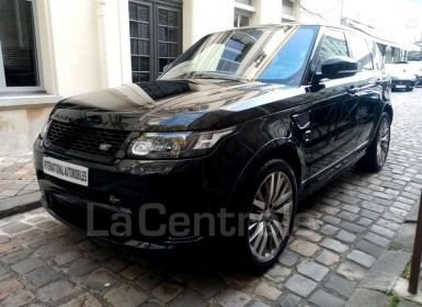 Vente Land Rover Range Rover Sport 2 II 5.0 V8 SUPERCHARGED SVR AUTO Occasion