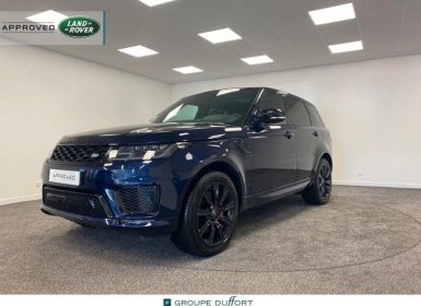 Voiture Land Rover Range Rover Sport 2.0 P400e 404ch Autobiography Dynamic Mark VII Occasion