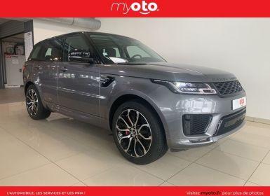 Vente Land Rover Range Rover Sport 2.0 P400E 404CH HSE DYNAMIC MARK IX Occasion