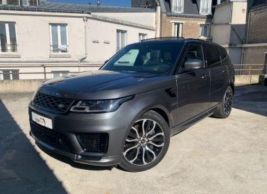 Achat Land Rover Range Rover Sport 3.0 SCV6 340CH HSE MARK VI Occasion