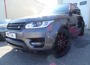 Land Rover Range Rover Sport 3.0 SDV6 292 HSE DYNAMIC AUTO/Toe Pano Jantes 22  GPS Bixenon  Meridian .... Occasion