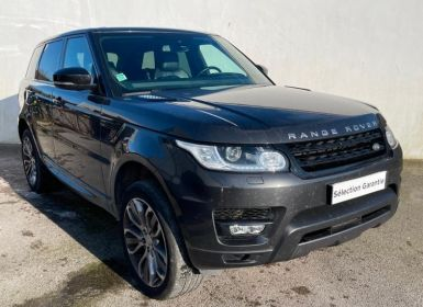 Achat Land Rover Range Rover Sport 3.0 SDV6 306 HSE DYNAMIC MARK IV Gris Carpathian Occasion