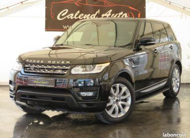 Vente Land Rover Range Rover Sport 3.0 tdv6 hse Occasion