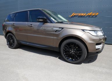 Achat Land Rover Range Rover SPORT 3.0 TDV6 HSE AUTOMATIC Occasion