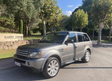 Vente Land Rover Range Rover Sport 4.2 V8 400 SUPERCHARGED Occasion