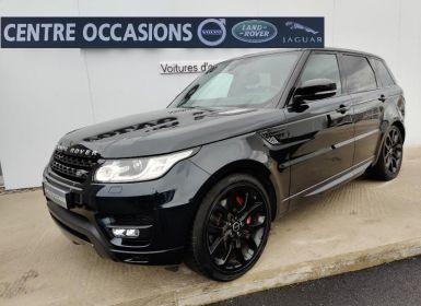 Land Rover Range Rover Sport 4.4 SDV8 339ch HSE Dynamic Mark V Occasion