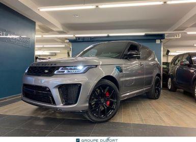 Achat Land Rover Range Rover Sport 5.0 S/C V8 Petrol SVR 575ch Mark VIII Neuf