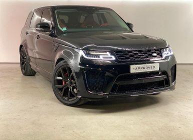 Achat Land Rover Range Rover Sport 5.0 V8 S/C 575ch SVR Mark VII Occasion