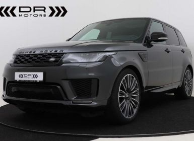 Achat Land Rover Range Rover Sport 5.0 V8 SC Autobiography Dynamic - CARBON - PANO Occasion