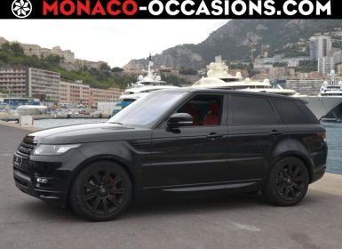 Achat Land Rover Range Rover Sport 5.0 V8 Supercharged 510ch Autobiography Dynamic Mark V Occasion