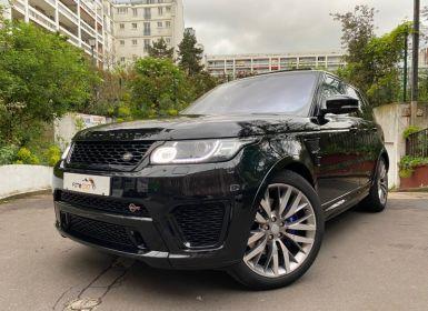 Vente Land Rover Range Rover Sport 5.0 V8 SUPERCHARGED 550CH SVR MARK V Occasion
