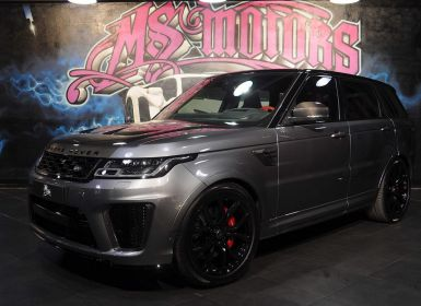 Achat Land Rover Range Rover SPORT 5.0 V8 SUPERCHARGED SVR Occasion