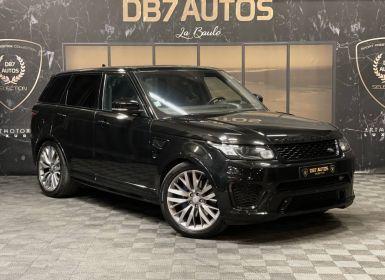 Land Rover Range Rover Sport 5.0 v8 supercharged SVR SVR