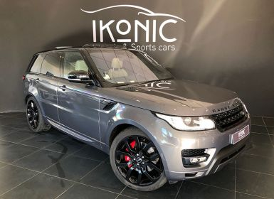 Achat Land Rover Range Rover Sport 5.0L V8 Supercharged Autobiography Dynamic Occasion