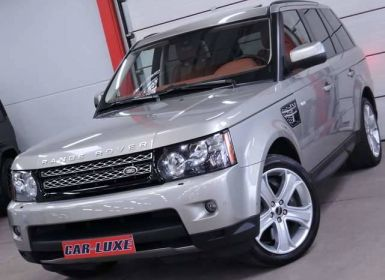 Land Rover Range Rover Sport 5.OI V8 51OCV SUPERCHARGED FULL OPTIONS GARANTIE Occasion