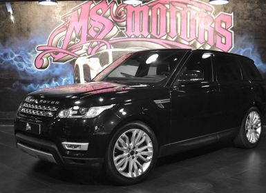 Achat Land Rover Range Rover Sport II 3.0 SDV6 AUTOBIOGRAPHY Occasion