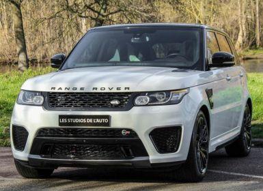 Vente Land Rover Range Rover Sport II 5.0 V8 Supercharged 550 SVR Mark IV Occasion