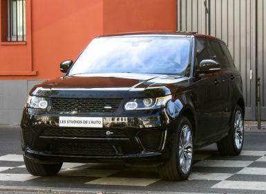 Land Rover Range Rover Sport II 5.0 V8 Supercharged 550ch SVR Mark V