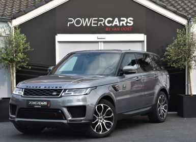 Vente Land Rover Range Rover Sport SDV6 | BLACK PACK | PANO | 21 | COLD CLIMATE PACK Occasion