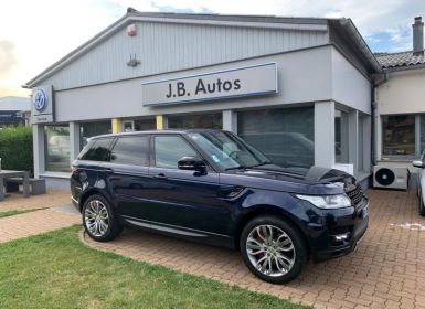 Voiture Land Rover Range Rover Sport SDV6 292 CH DYNAMIC Occasion