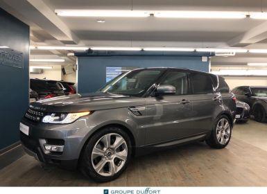 Vente Land Rover Range Rover Sport SDV6 3.0 Hybride HSE Occasion